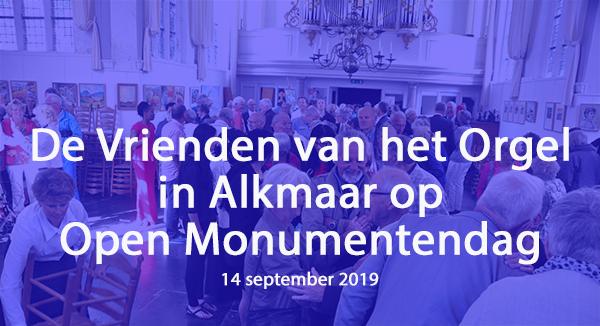 Open Monumentendag 2019