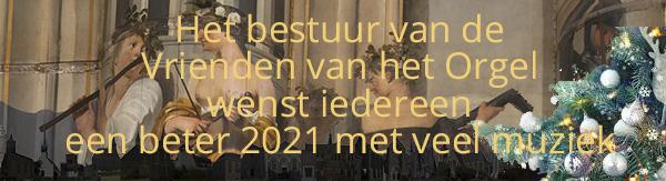 Nieuwjaars wens 2021