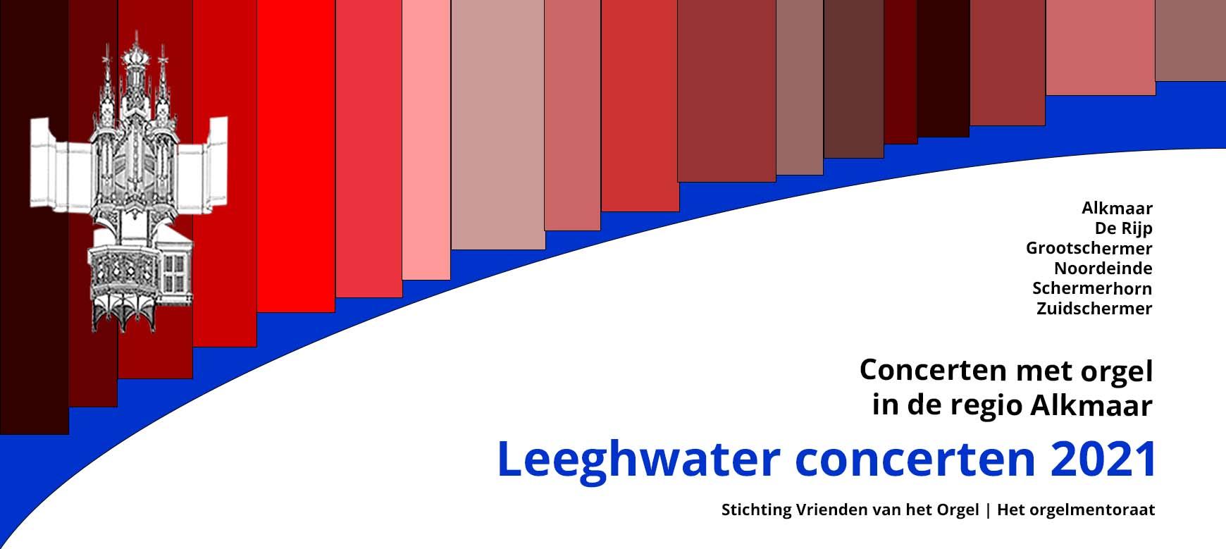Leeghwaterconcerten najaar 2021
